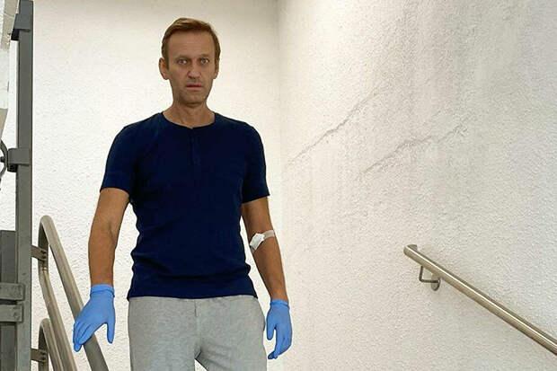 Россия может вынести ситуацию с Навальным в СБ ООН