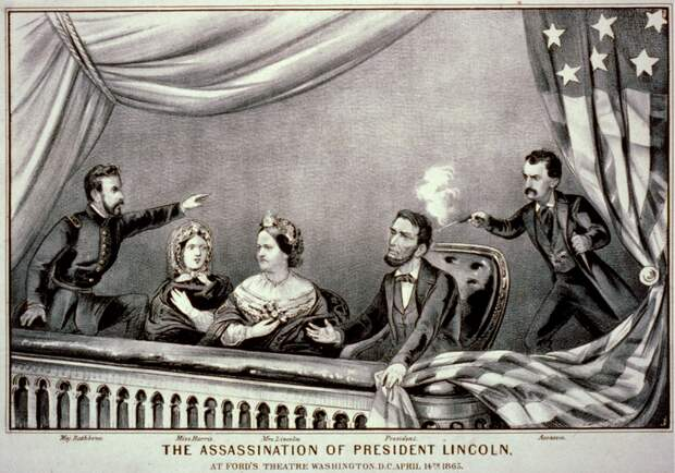 Файл:The Assassination of President Lincoln - Currier and Ives 2.png