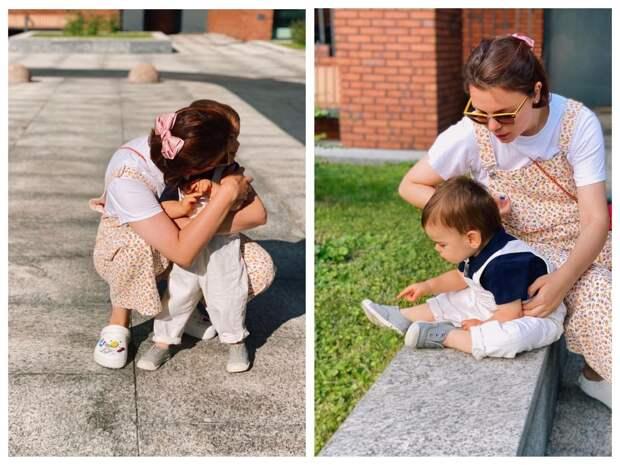 Улыбчивый и очаровательный! Татьяна Брухунова показала подросшего сына