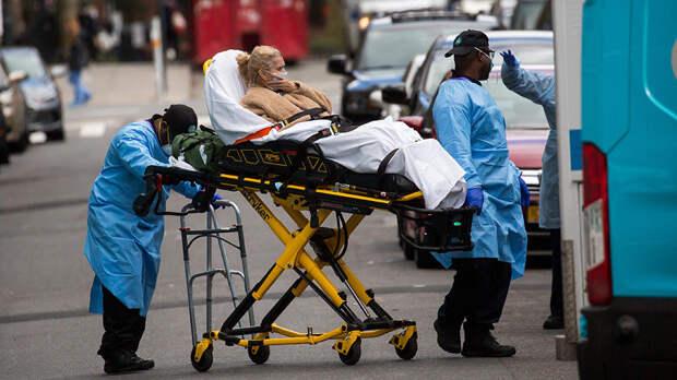 Американские медики выяснили, люди какой расы наиболее подвержены коронавирусу