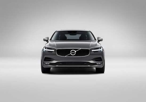 Шведская тянучка: удлиненный Volvo S90L придет с поклоном к китайцам