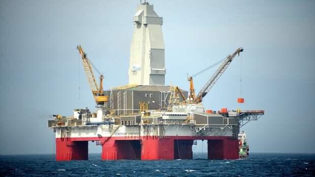 «Газпрому» нужен подрядчик набурение скважин наСахалине
