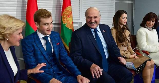 Как Коля сглазил удачу Лукашенко