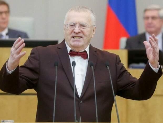 Жириновский рассказал о намерении Фургала уйти в отставку ещё до ареста