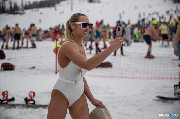 Раздетый Шерегеш. Как люди со всей страны проводили зиму на GrelkaFest — 20 фото на зависть