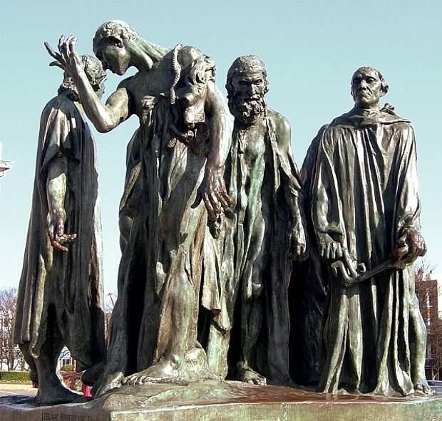 Знаменитые и значимые скульптуры, которые надо знать