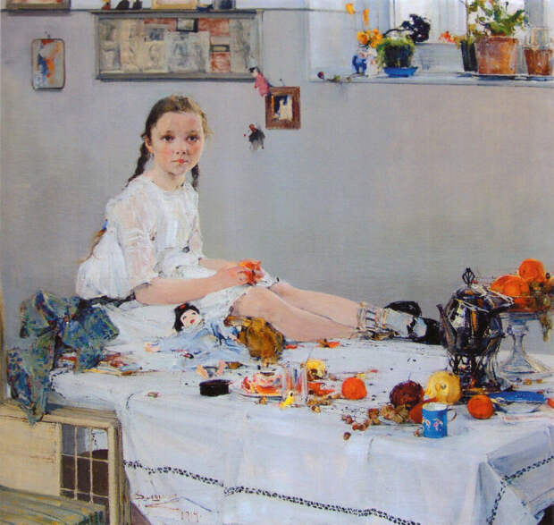 Почему русский художник, картины которого оценивались в миллионы, пожалел о переезде в США