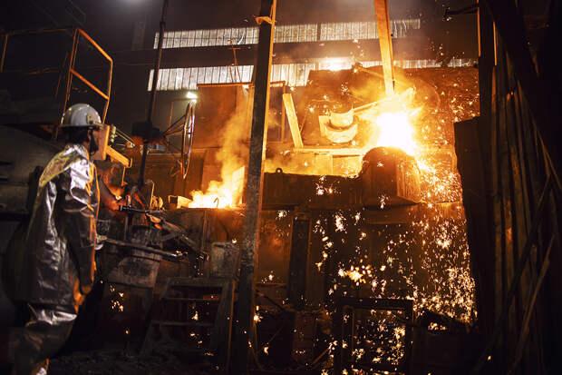Белоусов заявил о «нахлобучивании» государства металлургами на 100 млрд руб