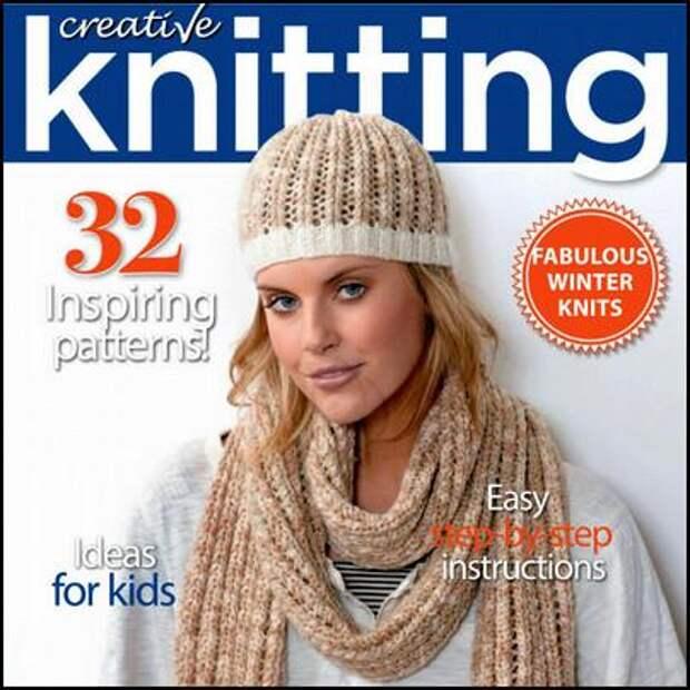 Creative Knitting №73 2021