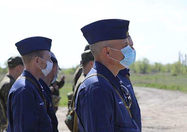 Военнослужащие Энгельсского соединения дальней авиации выполнили первые стрельбы в новом учебном периоде
