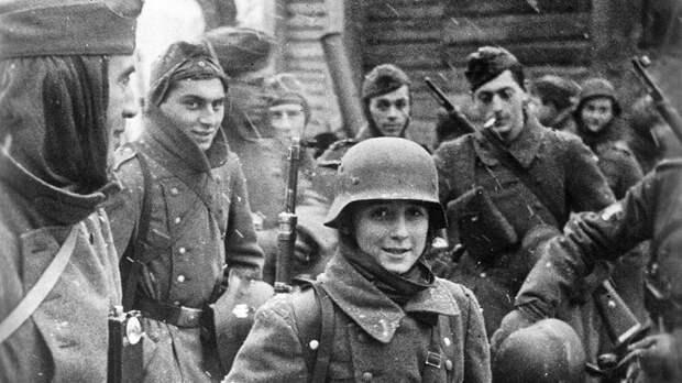 «Подвиги» французов на территории СССР