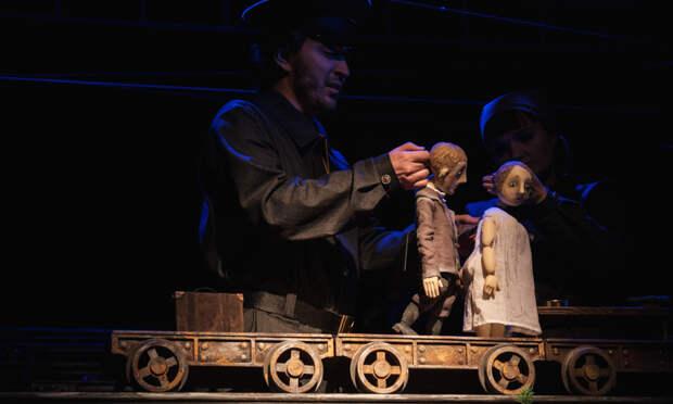 Спектакль Архангельского театра кукол вошёл в программу Платоновского фестиваля