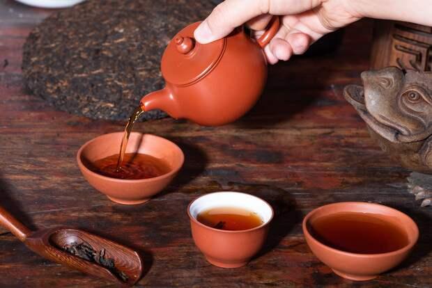 Чаепитие — это важная церемония