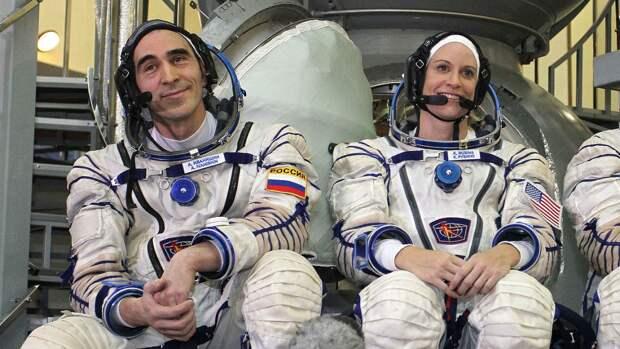 Подготовка космонавтов в РФ и США отличается числом теоретических занятий