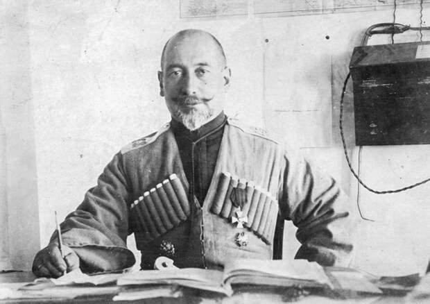 С кем воевали русские в Иране в Первую мировую?