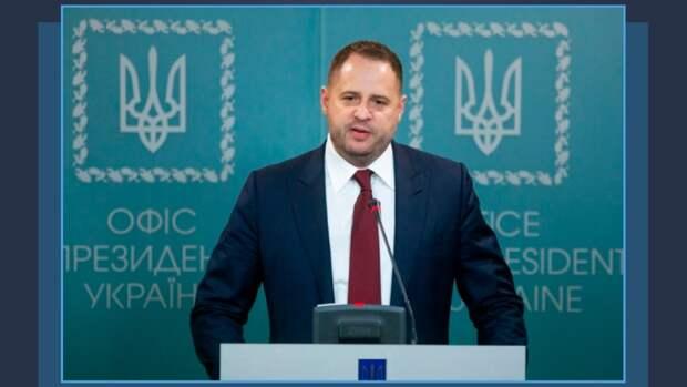 Ермак заявил о необходимости провести встречу Зеленского и Путина как можно скорее