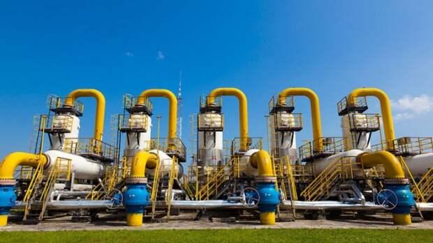 На66% забронированы мощности польского участка газопровода «Ямал— Европа»