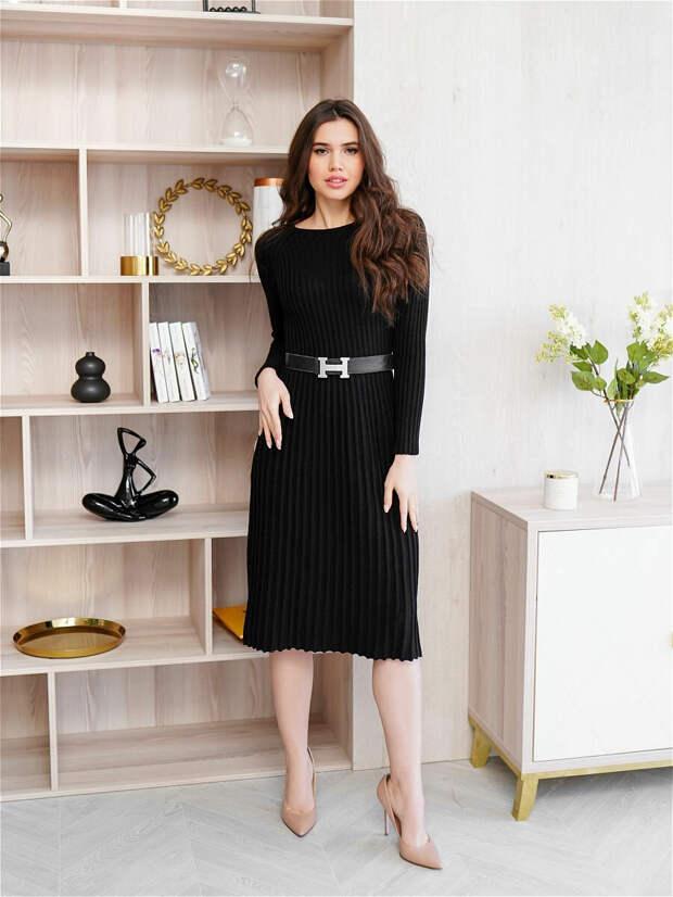 Маленькое черное платье: у каждой свое и необязательно черное