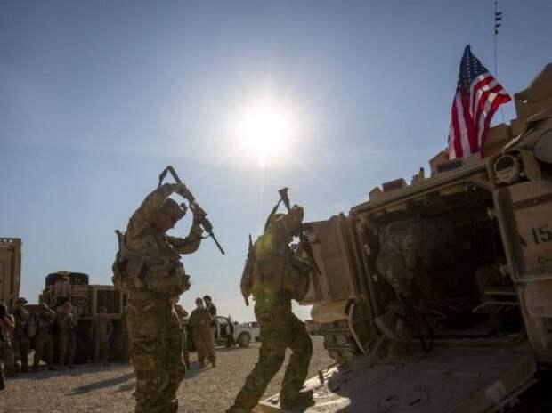 США посылают подкрепление в Сирию после инцидента с военными РФ