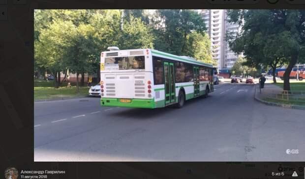 Автобус №61 в Ясном проезде ходил не по расписанию