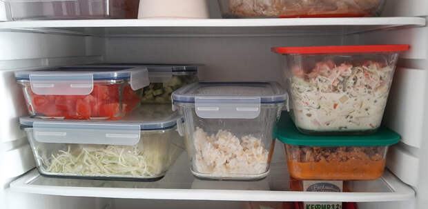 Порядок в холодильнике? Легко!