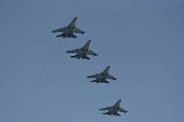 ВО: из Комсомольска-на-Амуре отправлены первые Су-35 для Египта