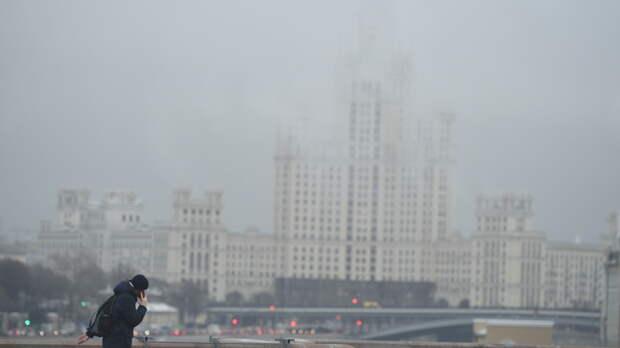 До минус 8 градусов подморозит в Московском регионе в ближайшие дни