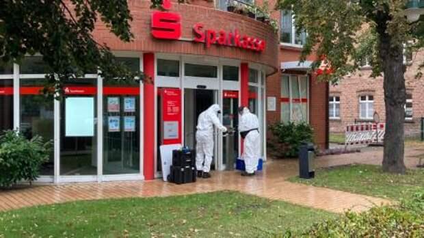 Мекленбург-Передняя Померания: неизвестные взорвали банкомат