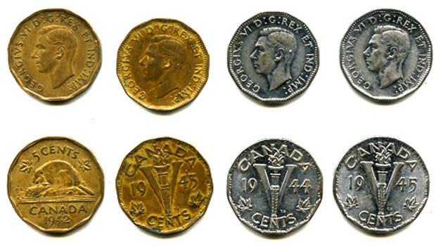 Монеты Победы
