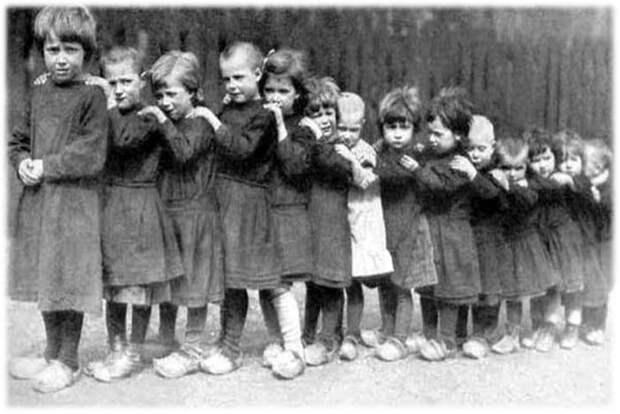 Детдомовцы из Полоцка