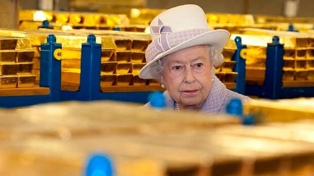 Олигархи, которые управляют российской экономикой, резко увеличили вывоз золота в Великобританию