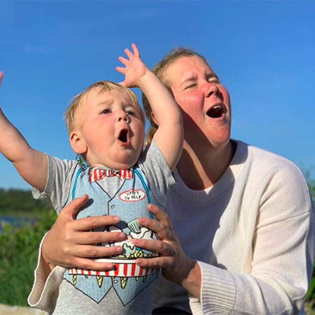 """Эми Шумер: """"Я уже никогда не смогу родить"""""""