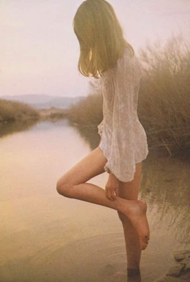 Фотографии девушек от британского фотографа David Hamilton