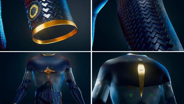 Компания Speedo представила концепт «самого умного купальника»