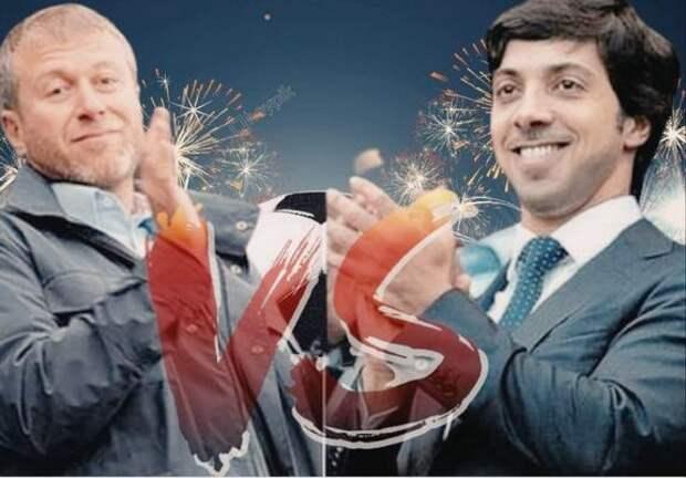 «Челси» Абрамовича и «Манчестер Сити» арабского шейха: кто побеждает в противостоянии клубов и яхт