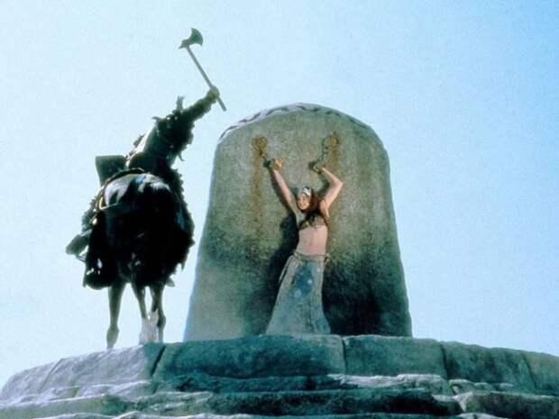 Конан-варвар: интересные факты о фильме Конан-варвар, факты, кино, голливуд