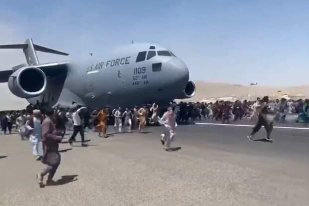 Выяснилось, кем был афганец, чье тело нашли в нише шасси американского самолета