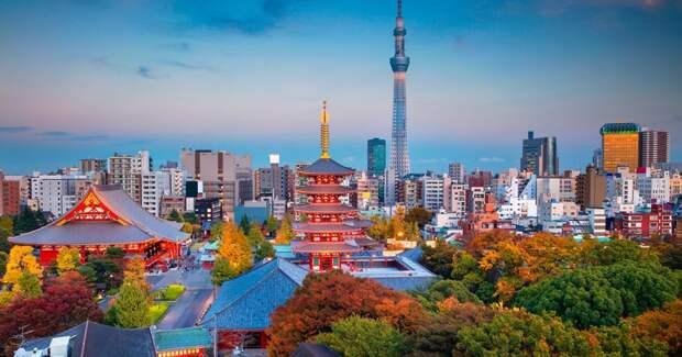 Город будущего! Какие места обязательно нужно посмотреть в Токио