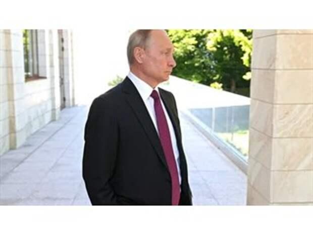 Путин резко меняет правила игры