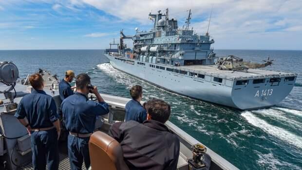 Шестой флот США