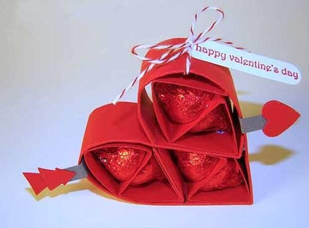 романтический подарок своими руками