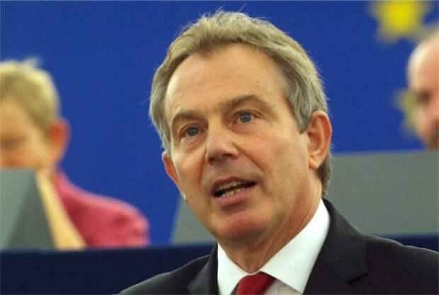 Тони Блэра обвинили в нарушении карантина