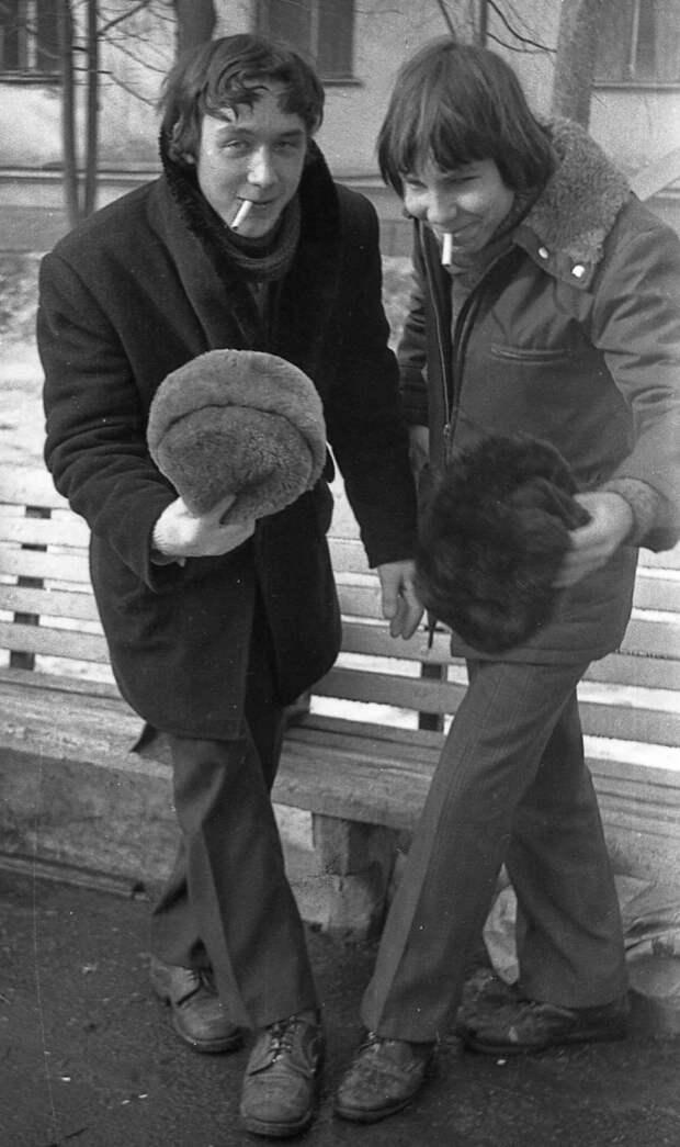 Шалости предков: как хипповали в СССР