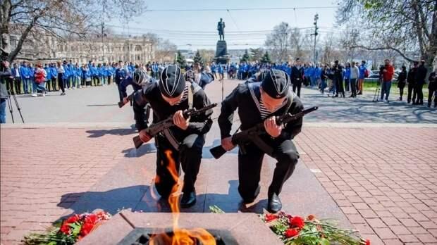 Город-герой Севастополь отмечает 238 лет со дня основания