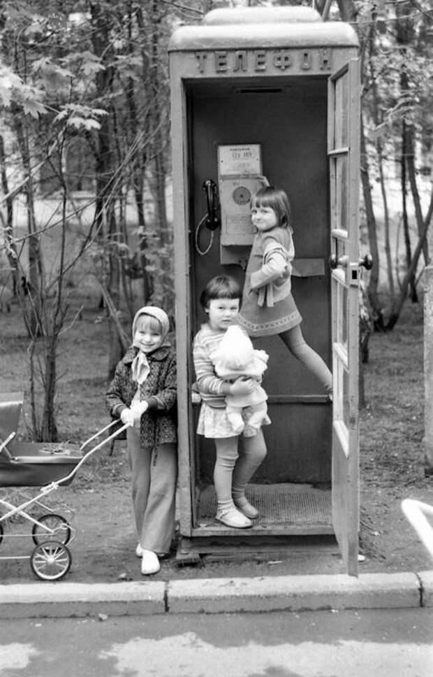 Жизнь телефонная: 25 архивных фото, которые вызовут ностальгию