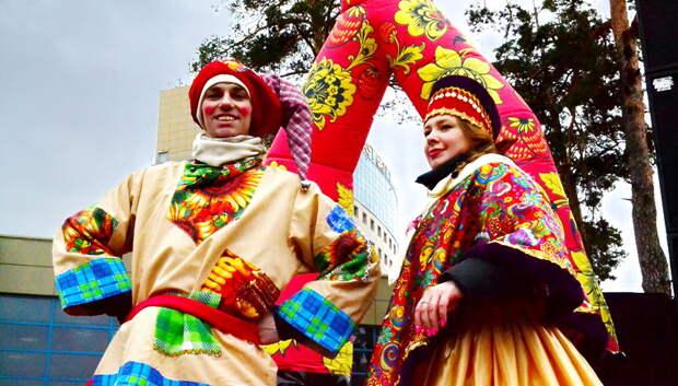 Масштабную программу празднования Масленицы подготовили для жителей и гостей Подмосковья