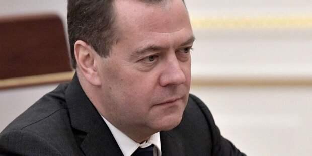 Медведев в прямом эфире подведет итоги 2019 года