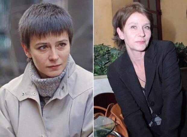 Елена Сафонова тогда и сейчас | Фото: 4tololo.ru