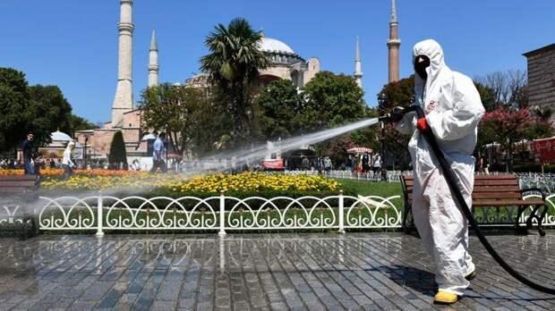 Турция смягчает карантинные ограничения после окончания локдауна 17 мая