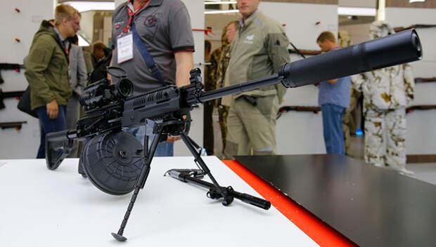 Новый Российский пулемёт поступил в опытную эксплуатацию.